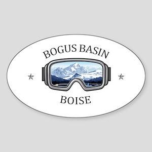 Bogus Basin - Boise - Idaho Sticker