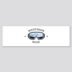 Bogus Basin - Boise - Idaho Bumper Sticker