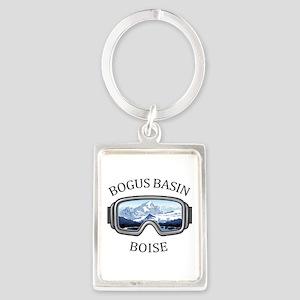 Bogus Basin - Boise - Idaho Keychains