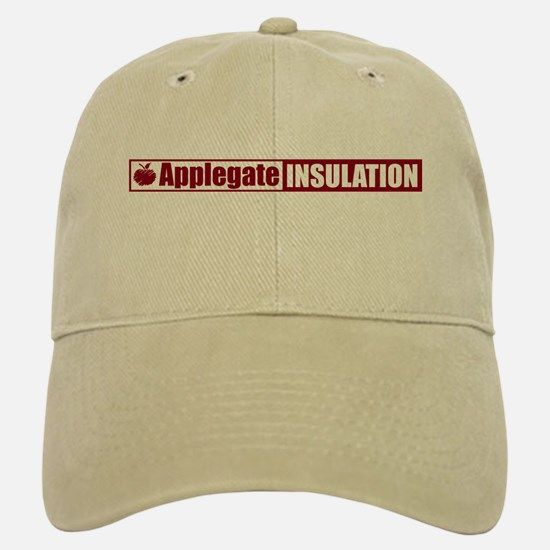 Insulation One-Line Baseball Baseball Cap