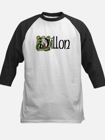 Dillon Celtic Dragon Kids Baseball Jersey