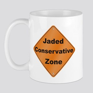Jaded Conservative Mug