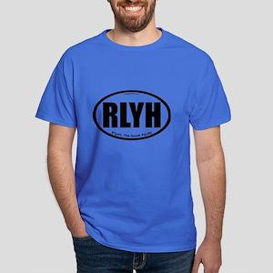 R'lyeh auto badge Lovecraft Dark T-Shirt