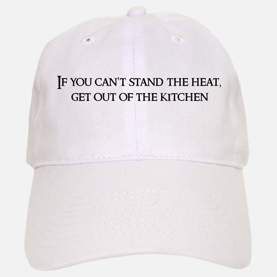 If you can't Baseball Baseball Cap