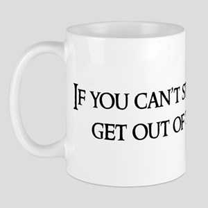 If you can't Mug