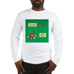 Rotisserie Chicken Rope Maker Long Sleeve T-Shirt