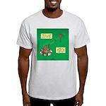 Rotisserie Chicken Rope Maker Light T-Shirt