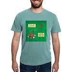 Rotisserie Chicken Rope Mens Comfort Colors® Shirt