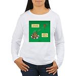 Rotisserie Chicken Rop Women's Long Sleeve T-Shirt