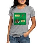 Rotisserie Chicken Rope M Womens Tri-blend T-Shirt