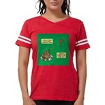 Rotisserie Chicken Rope Make Womens Football Shirt
