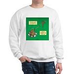 Rotisserie Chicken Rope Maker Sweatshirt