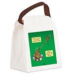 Rotisserie Chicken Rope Maker Canvas Lunch Bag