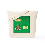 Rotisserie Chicken Rope Maker Tote Bag