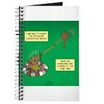 Rotisserie Chicken Rope Maker Journal