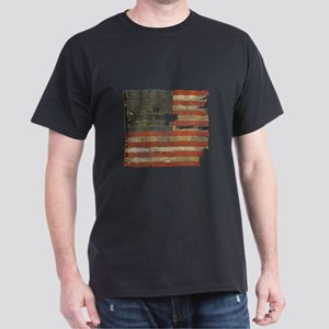 Faded Old Glory Dark T-Shirt