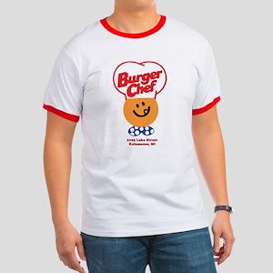 Burger Chef Kalamazoo store Shirt