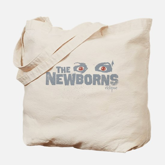 The Newborns Tote Bag