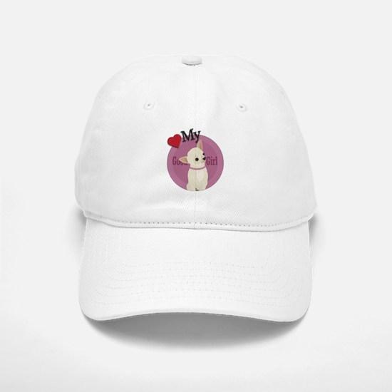 Love Good Girl Chihuahua Baseball Baseball Cap