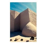 Rancho Taos Church Postcards (Package of 8)