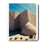 Rancho Taos Church Mousepad