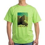 Rancho Taos Church Green T-Shirt