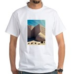 Rancho Taos Church White T-Shirt