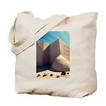 Rancho Taos Church Tote Bag