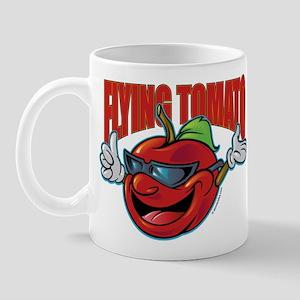 Flying Tomato! Mug