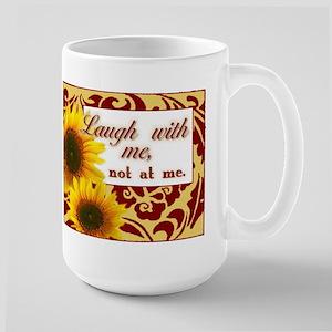 LaughWithMeF Mugs