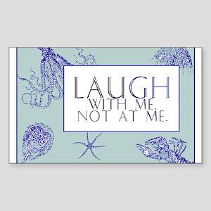 LaughWithMeM Sticker