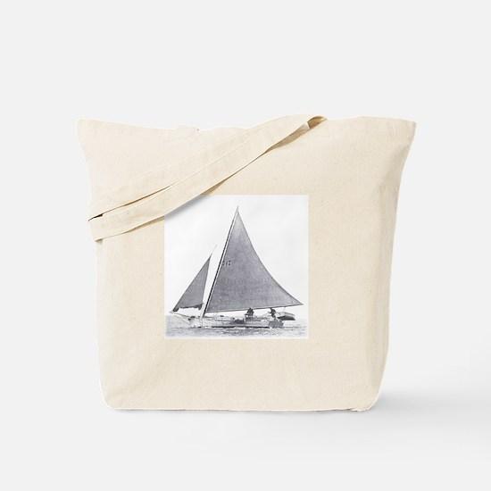 Chesapeake Bay Skipjack Tote Bag