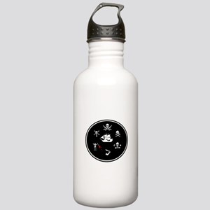 FOR THE BROTHERHOOD Water Bottle