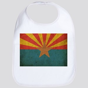 Vintage Arizona Flag Bib