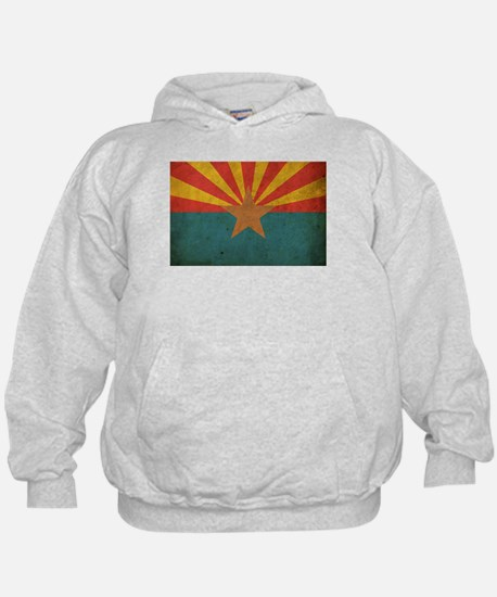 Vintage Arizona Flag Hoody