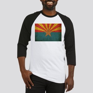 Vintage Arizona Flag Baseball Jersey