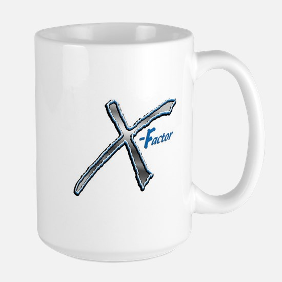 xlogobluecopy Mugs