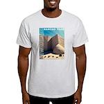 New Mexico Ash Grey T-Shirt