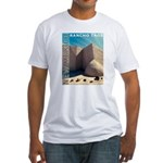 New Mexico Fitted T-Shirt