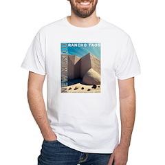 New Mexico White T-Shirt