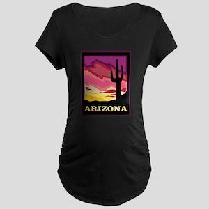 Arizona Maternity Dark T-Shirt