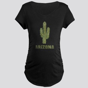 Vintage Arizona Maternity Dark T-Shirt