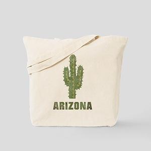 Vintage Arizona Tote Bag