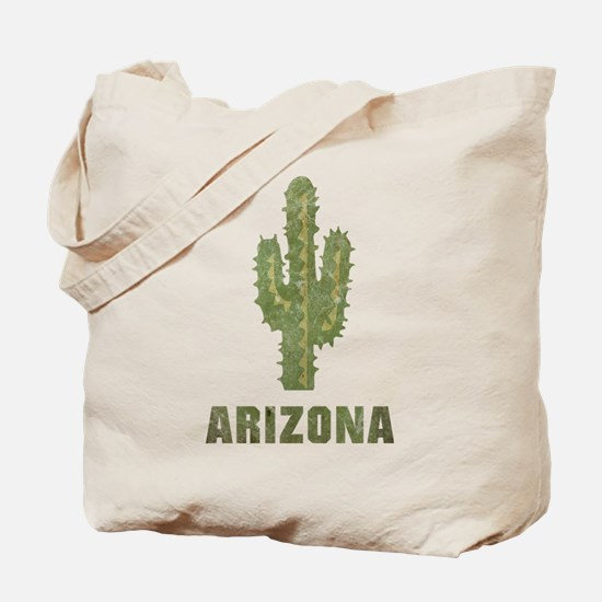 Vintage Arizona Tote Bag