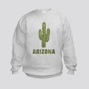 Vintage Arizona Kids Sweatshirt