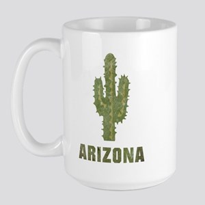 Vintage Arizona Large Mug