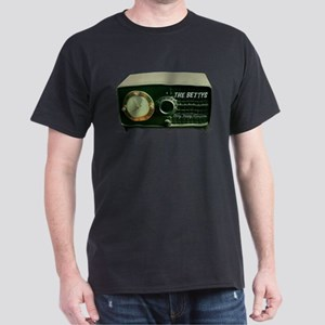 The Bettys vintage radio...Dark T-Shirt