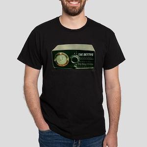 The Bettys vintage radio...Dark T-Shirt