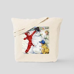 Brownie Scout Tote Bag