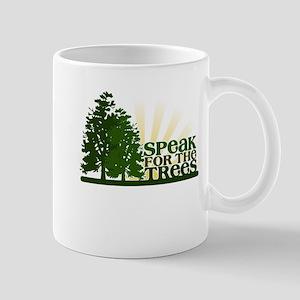 Speak for the Trees Mug